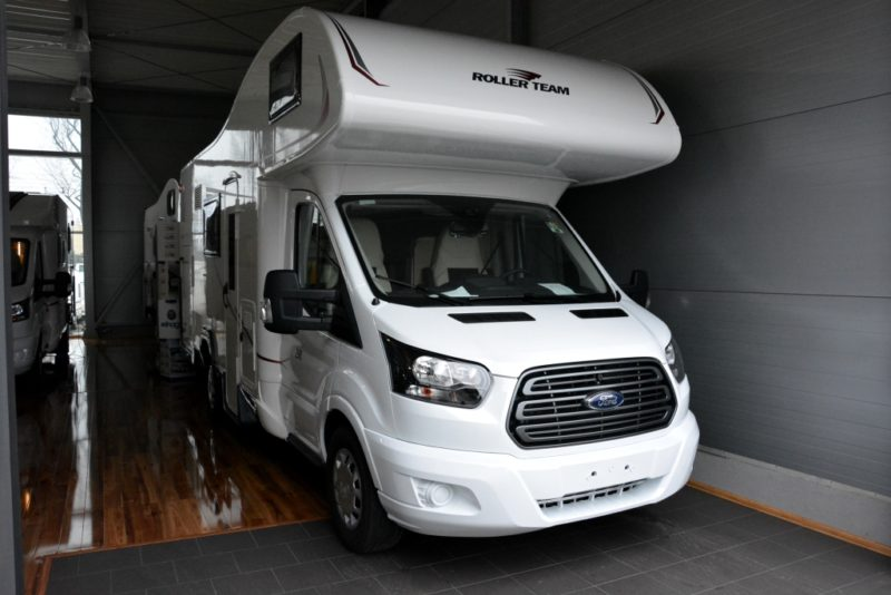 Kamper Radom na wynajem Ford Transit